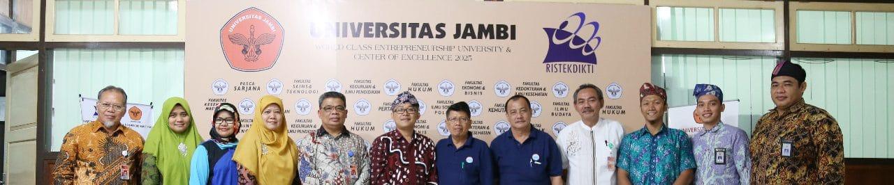 Satuan Pengawasan Intern Universitas Jambi